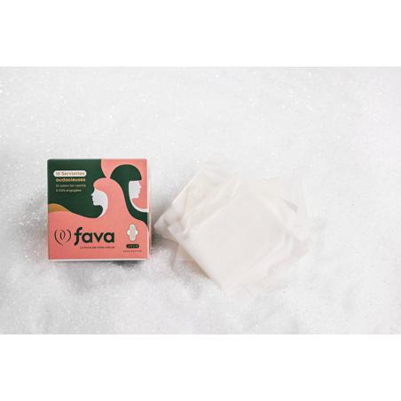 Serviettes audacieuses 2 - Fava